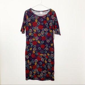NWT LuLaRoe Julia Dress XL #2200